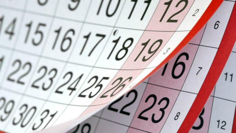 El calendario laboral de 2018 tendrá 12 días festivos