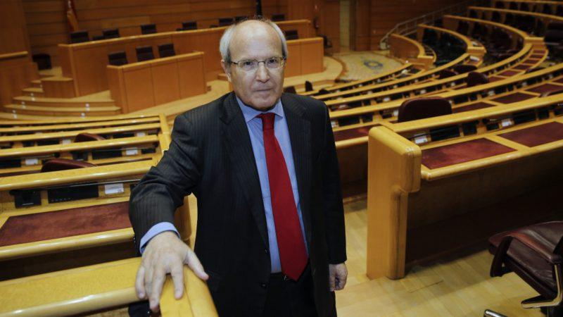 Montilla es el padre del modelo educativo catalán,