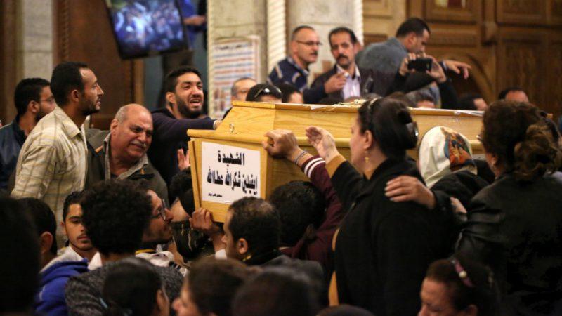 cristianos de Egipto