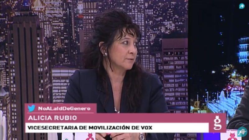 Alicia Rubio en El Gato al Agua