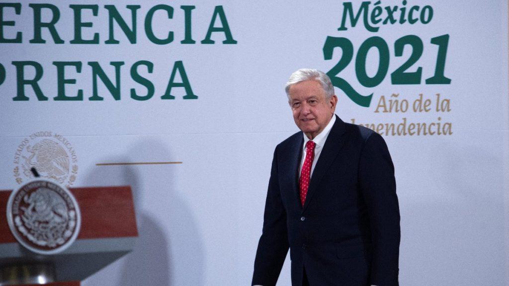 Andrés Manuel López Obrador. México