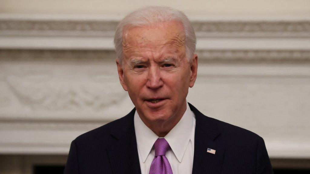 Joe Biden. EEUU