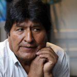 El expresidente de Bolivia, Evo Morales. Fecha: 30/09/2020.