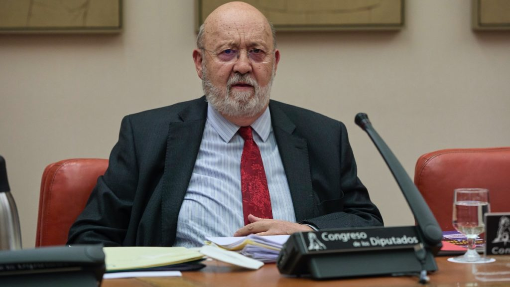El presidente del Centro de Investigaciones Sociológicas, José Félix Tezanos. EUROPA PRESS